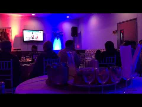 Karaoke private room booking 714-467-5840 at Moonlight restaurant and Banquet Westminster OC USA