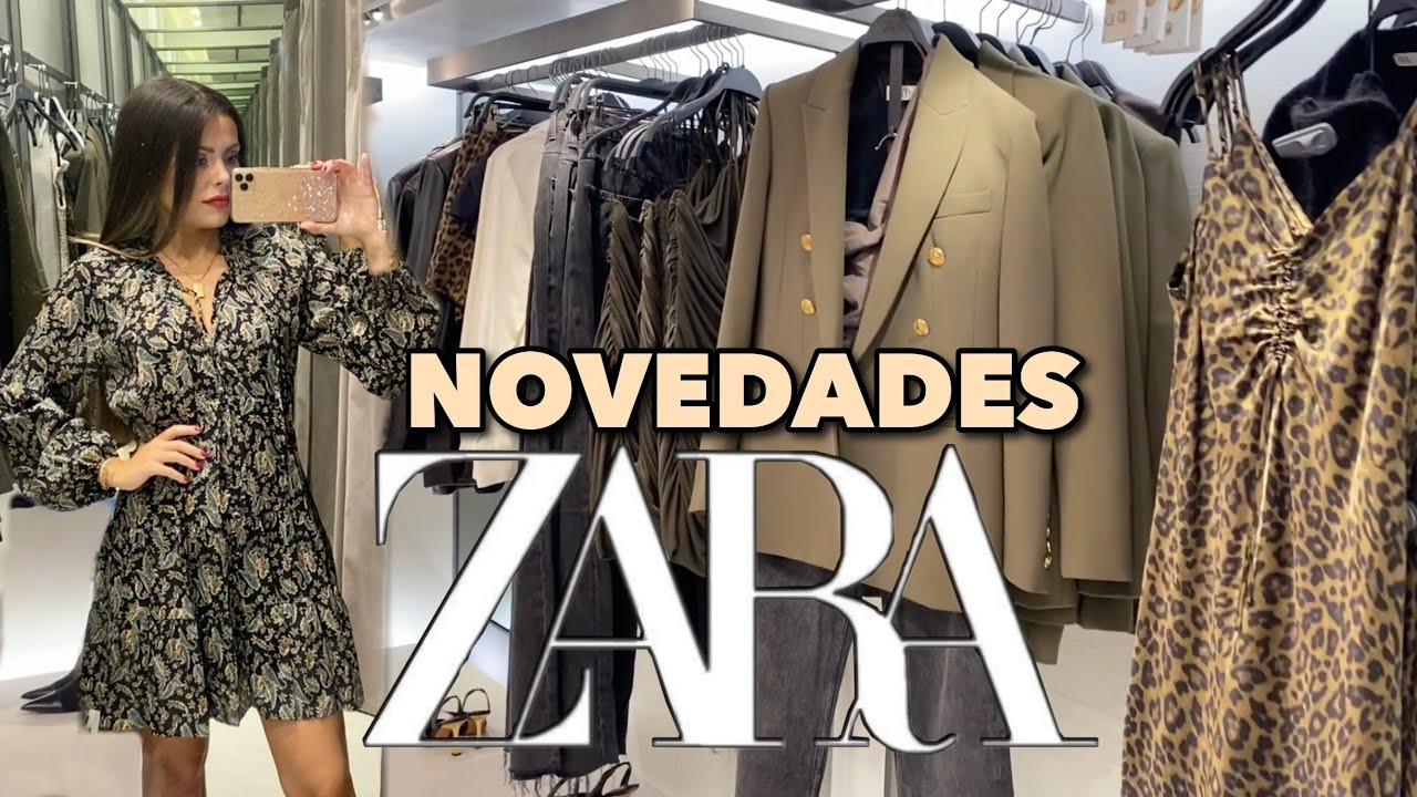 Download ¡NOVEDADES ZARA! OTOÑO 2021 Me PRUEBO la NUEVA COLECCIÓN   Bstyle