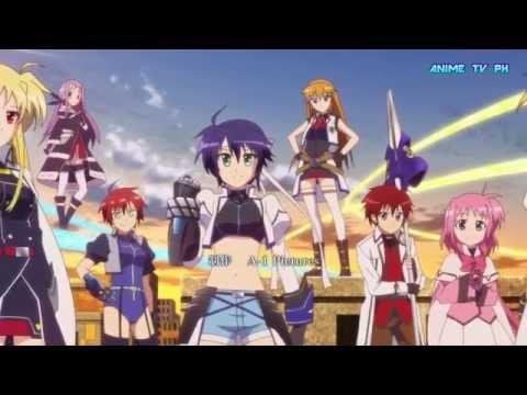 Magical Girl Lyrical Nanoha ViVid (TV) OP 1