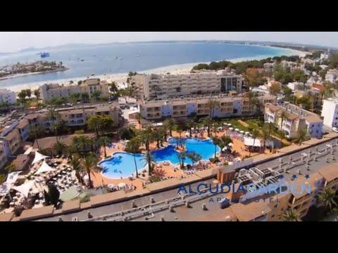 Mallorca Hotels *** Alcudia Garden - Palm & Beach Garden 4K