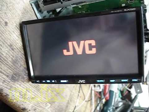 hqdefault ������ ������������ jvc kw avx810 01 wmv youtube jvc kw-avx810 wiring diagram at fashall.co