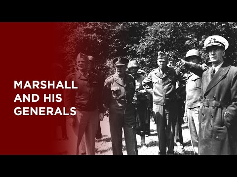 Marshall & His Generals
