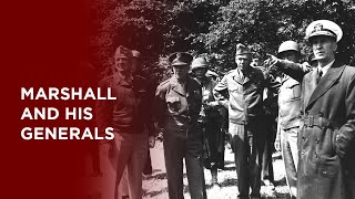 Cover images Marshall & His Generals