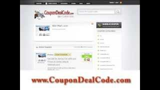 Wal-Mart.com Coupon Code - Wal-Mart.com Coupons, Shipping Codes