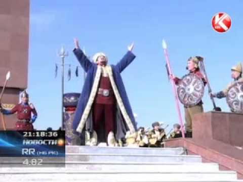 КТК: Самый большой памятник в Казахстане