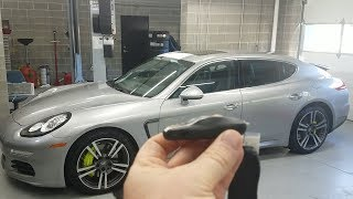 2014 PORSCHE PANAMERA S E-HYBRID REVIEW (THE BEST PANAMERA)