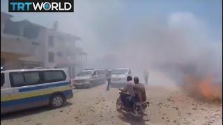 The war in Syria: Turkish soldier killed in Syrian regime strike
