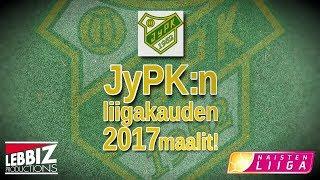 JyPK:n liigakauden 2017 maalit!