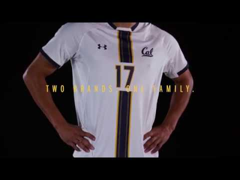 078f44a76 Cal Men s Soccer  Under Armour Soccer Uniform - YouTube