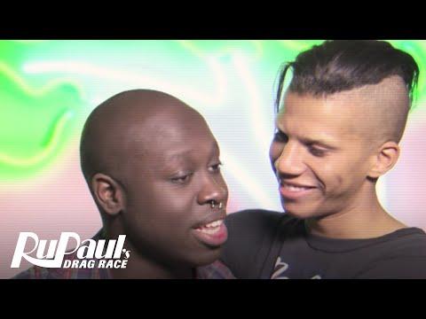 RuPaul's Drag Race (Season 8 Ep. 5) | Bob & Naomi: Shade Tree BFF's | Logo