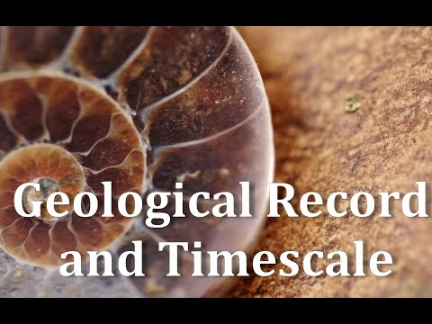 Geological Record and Timescale. Geochronology. Geologic Time. Rock Dating. Popular Science.