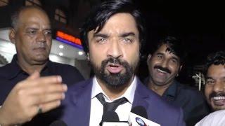 Ajaz Khan Insulting Comments On Pakistani Actors  Fawad Khan & Mahira Khan In India!