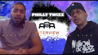 "Gillie Da Kid & Philly Twizz Expose Texas Crip Duke Faro ""I Never Seen A Crip With A Blue Mustache"""