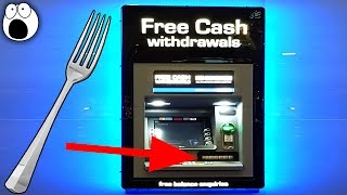 Ways People Tricked Machines to Spew Out Money!
