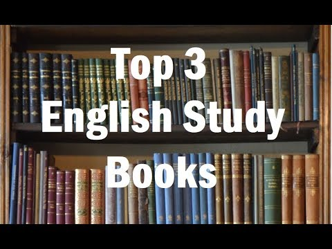 Top 3 Books For English Study