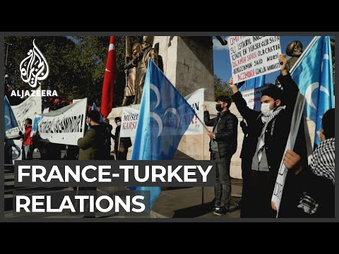 France-Turkey relations: Increasing tensions between NATO allies