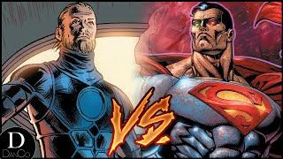 Franklin Richards VS Cosmic Armor Superman | BATTLE ARENA
