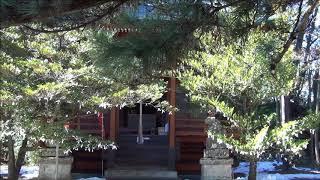 相模原市緑区の北西端に位置する、旧(藤野町)にある石楯尾神社です。...