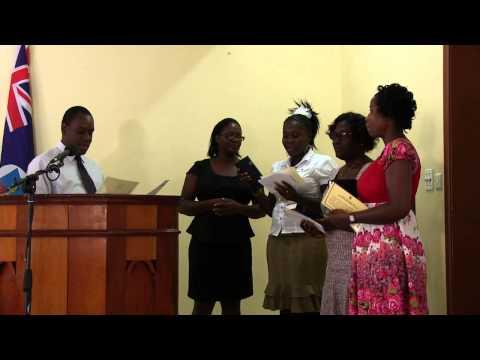Citizenship Ceremony (July 17, 2014)