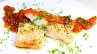 Рыба по-египетски. Вкусный рецепт