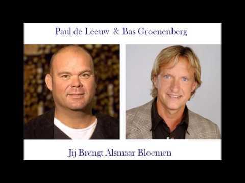 Paul de Leeuw en Bas Groenenberg - Jij Brengt Alsmaar Bloemen (1991)