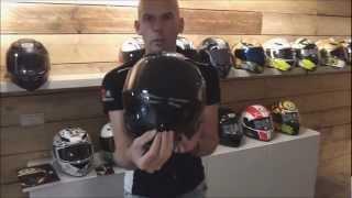 AGV Horizon zwart black florence absolute helm Motorhelmetsonline.com