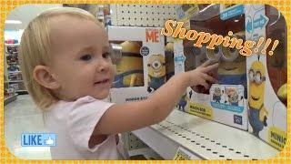 VLOG. Shopping! Магазины Игрушек в США. Шопкинсы уродливый зоомагазин(, 2015-10-02T04:54:38.000Z)