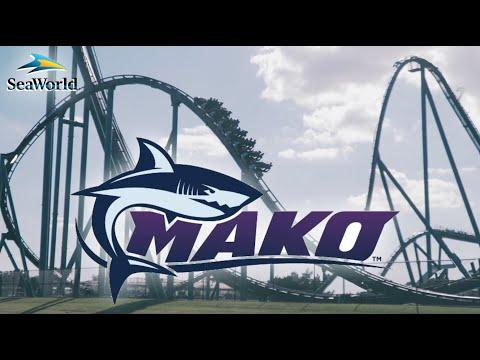Mako Music Video | SeaWorld Orlando