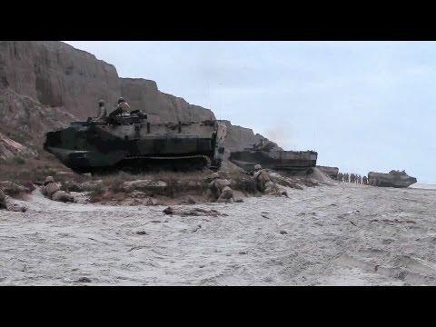 Marine Mechanized Infantry Operations Annual Training 2012