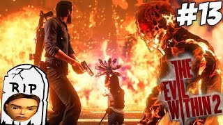 The Evil Within 2 : An Escort Through Hell & RIP Tomb Raider (#13)