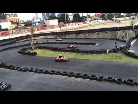 Now Open City Kart Racing Circuit Makati by HourPhilippines.com