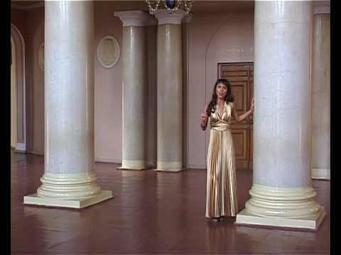 "aria of Euridice from opera ""Orpheus and Euridice"", K.Gluck"