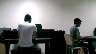 Sunflower - Paddy Sun - Piano ver by Fjn Yu & Thanh Tòòng