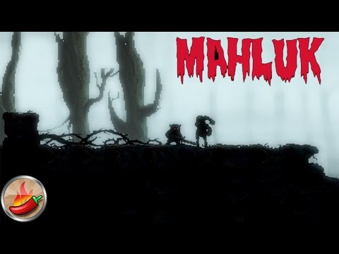 Mahluk: Dark Demon (By Serkan Bakar) - IOS / Android Gameplay