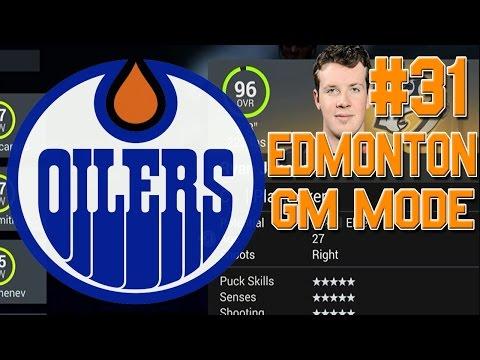 "NHL 16 ""GM Mode"" #31 l Western Conference FINALS l Edmonton Oilers"