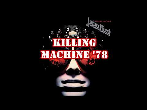 KILLING MACHINE - JUDAS PRIEST [FULL ALBUM]