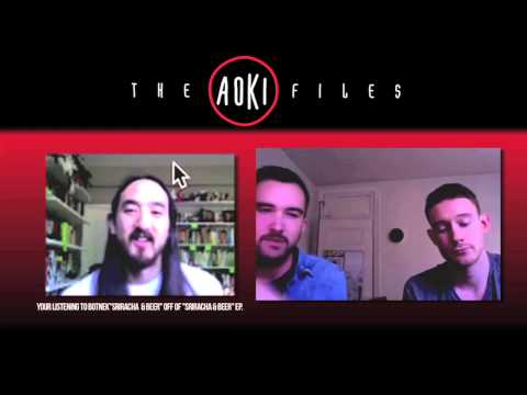 The Aoki Files Episode #8 w/ Botnek