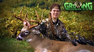 2015 Bow Hunts: Buck Down! Doe Down! Meat for the freezer!