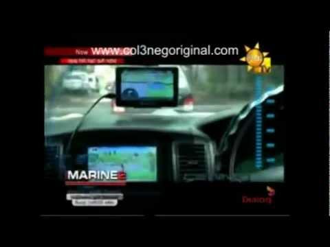 CityGuide GPS Navigator on Hiru TV Gadget Show