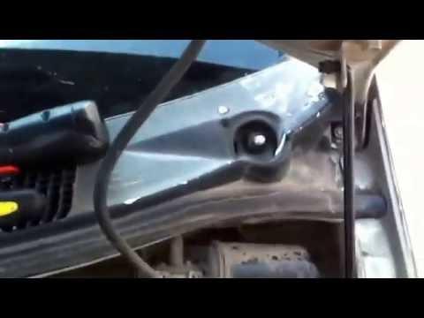Reparaci 243 N Del Mecanismo Limpiaparabrisas Del Hyundai Atos