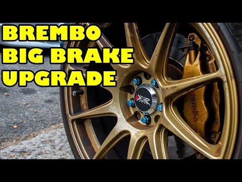 Brembo Caliper Upgrade