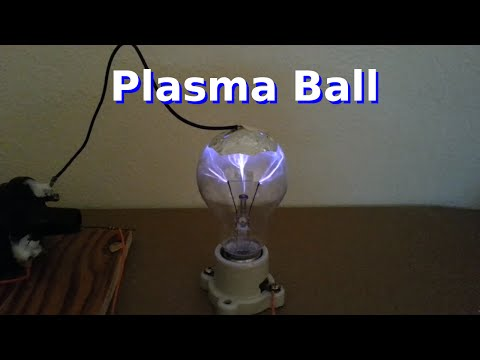 How to make a Plasma Ball