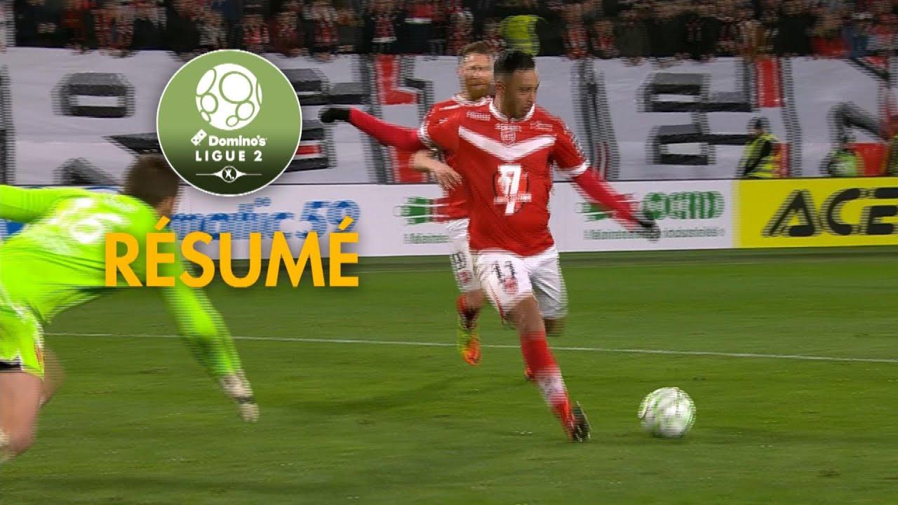 Валансьен  2-0  Ланс видео
