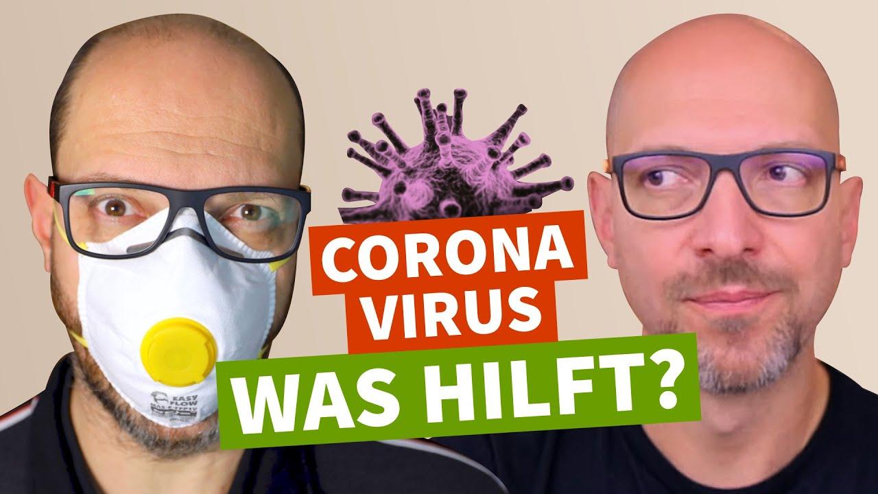 Coronavirus: Das hilft wirklich! (Immunsystem stärken)