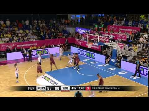 Nnemkadi Ogwumike hits the shot with time ticking down