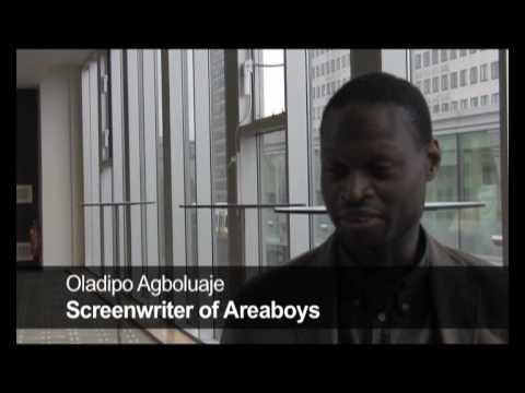 African Screens interview