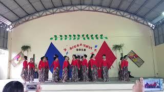 Talisay Elementary School Bigsaywit (bigkas, sayaw, awit)