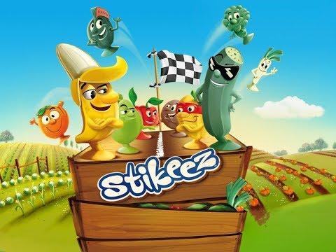 Distractia incepe cu Stikeez - Fructe vs. Legume • din 10 Septembrie 2018