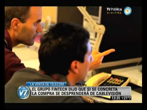 Visión 7: Telecom vende sus activos en la Argentina