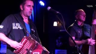 Big Bayou Bandits live at bluescafé Kerkzicht Roosendaal 2015.
